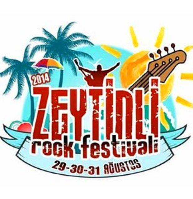 4 Yıl Aradan Sonra Yeniden Zeytinli Rock Festivali