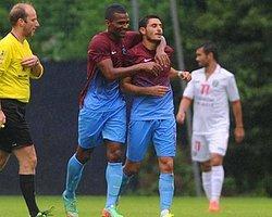 Trabzonspor Galibiyeti Koruyamadı