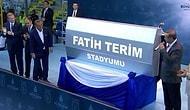 İstanbul Başakşehir Stadı'nın Açılışı Yapıldı