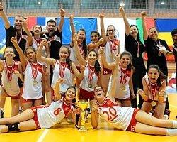Filede Balkan Şampiyonu Türkiye!
