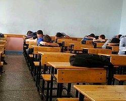 Uyuyan Sınıfa İnceleme