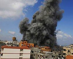 İsrail kız okulunu da vurdu