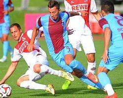 Trabzonspor'an Tatsız Prova