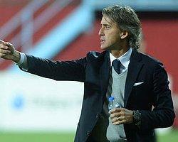 Mancini'den Salih Uçan Açıklaması!