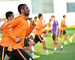 Galatasaray Florya'ya Ayak Bastı