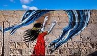 Tunus Sokakları Renklendi