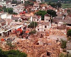 Çin'de Deprem: En Az 150 Ölü