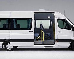 Mercedes Türkiye'de 'Minibüs' Üretip İhraç Edecek
