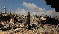Refah kentine saldırı düzenledi