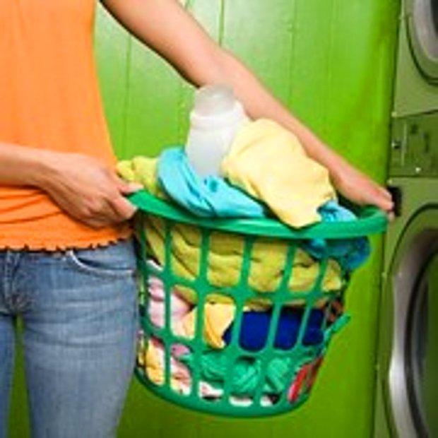 Çamaşır yıkamak