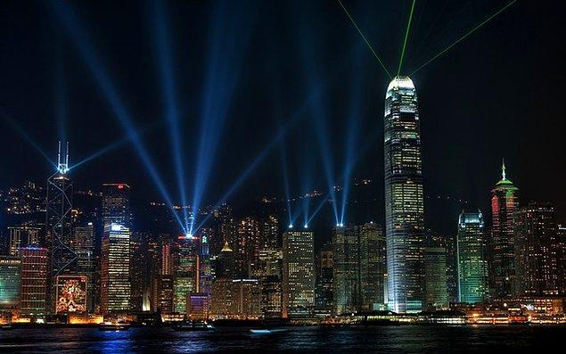 """Hong Kong"" çıktı!"
