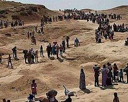 BM: Şengal'e IŞİD Saldırısında 40 Ezidi Çocuk Öldü