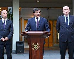 Davutoğlu'na 'Musul' Gensorusu