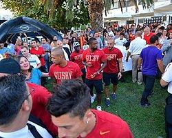 Galatasaray'dan Ziyaret