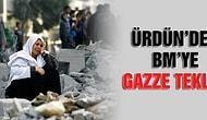 Ürdün'den BM'ye Gazze tasarısı teklifi