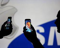 Apple ve Samsung'dan Tarihi Barış Anlaşması