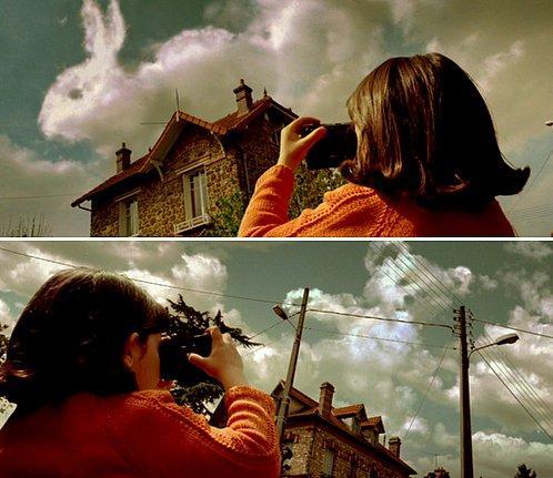 Bulutları bir şeylere benzetmek..