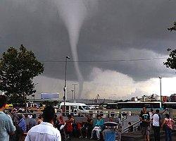 Meteoroloji'den Uyarı Üzerine Uyarı