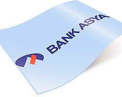 Bank Asya Hisseleri Hükümet'ten Gelen Açıklamalarla Çalkalanıyor