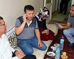 Erdoğan'ı Dolandırıcı Sandı ve Telefonu Suratına Kapattı