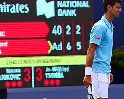 Djokovic'e balayı yaramadı