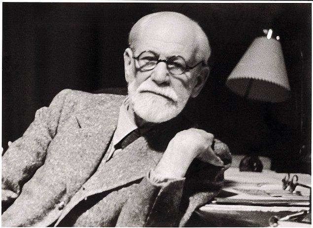 İnsanın sağlığını koruyan iki faktör vardır. İşini sevmesi ve hayatı sevmesi.  Sigmund Freud'un Hayat Hakkında Söylediği 10 Acı Gerçek s b021b88552d87f60af07b7a8acebd192c26624b7