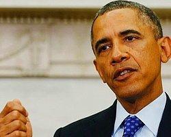 Obama: 'ABD Askeri Karaya Ayak Basmayacak'
