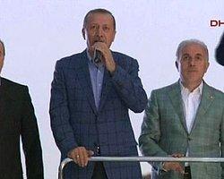 İşte Erdoğan'dan İlk Açıklama