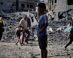 Gazze'de Ateşkese Rağmen Bombardıman