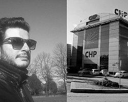 Kılıçdaroğlu'nun İstifasını İsteyen Genç Ölüm Orucuna Başladı