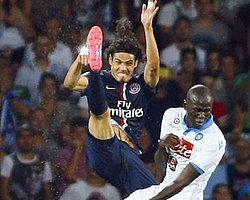 PSG, Napoli'yi Devirdi