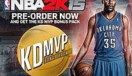 NBA 2K15 Müzikleri belli oldu.