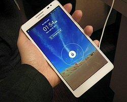 Huawei Ascend Mate 3'ün Özellikleri Belli Oldu