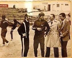 "Efsane Başkan; ""Süleyman Seba"""