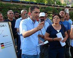 CHP'li Üyelerin HES'i Onaylaması Tunceli'yi Karıştırdı