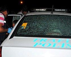 Van'da Polis Aracına Silahlı Saldırı