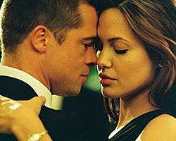 Brad Pitt'e Sevişmeyi Yasakladı!