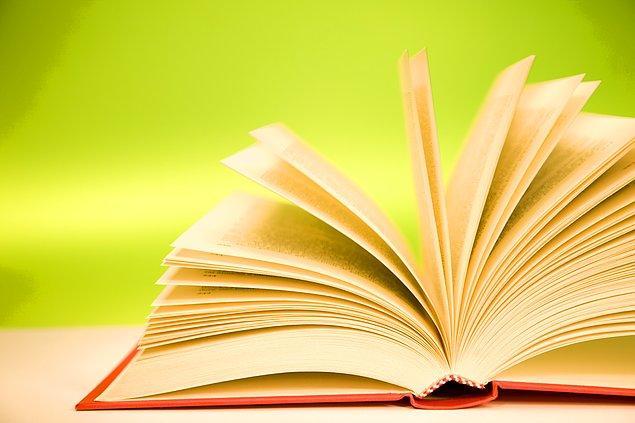 3. Okumak istediğiniz kitaplar listesi.