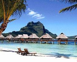 10.Bora Bora Adaları