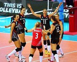 Türkiye Finallere Yükseldi!