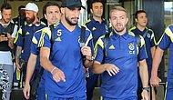 İşte Fenerbahçe'nin Roma Kafilesi