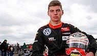 Formula 1'in en genç pilotu Verstappen