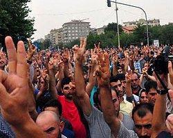 Diyarbakır'da Gerginlik Sürüyor