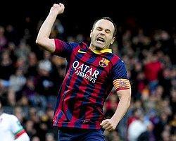 "Iniesta: ""Tüm Kupaları Alabiliriz"""