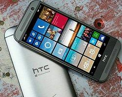 Windows Phone'lu HTC One M8 Tanıtıldı!