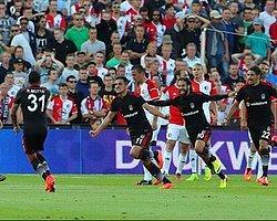 Feyenoord'a Kısmi Tribün Kapatma Cezası Verildi