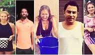 ALS Hastalığına Dikkat Çekmek İçin Ice Bucket Challenge'a Türkiye'den Katılan Ünlüler