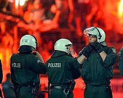 Alman Polisi Burunlarından Getirdi