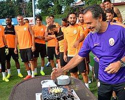 Galatasaray'da Prandelli'ye Sürpriz