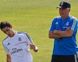 """Ancelotti: """"Di Maria Ayrılmak İstediğini Bize İletti"""""""